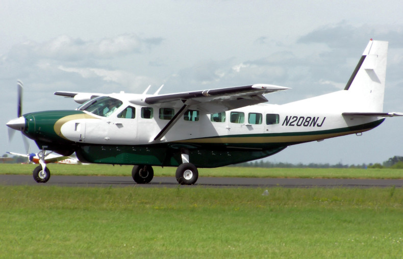 Cessna 208 Caravan - Dropzone Insider